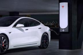 """特斯拉在纽约推出新型""""城市超级充电站"""""""