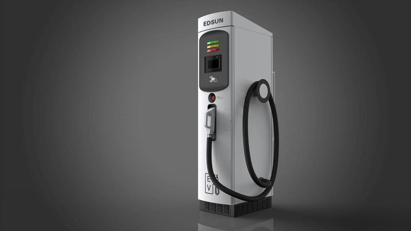 安装在户内的充电桩防护等级不应低于ip32. 按充电接口数分
