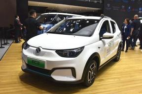 北汽发布新车EC3及LITE升级版,将在8月31日上市