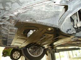 gs4汽车发动机护板有必要装吗?安装发动机护板的利弊