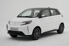 又萌又酷的新特DEV 1量产车今日下线,将于成都车展前上市