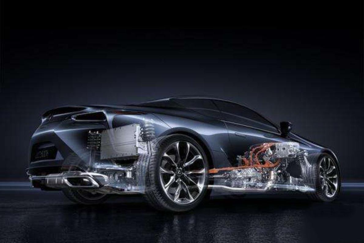 2024年前推18款新车 迈凯伦开启全面电动化进程