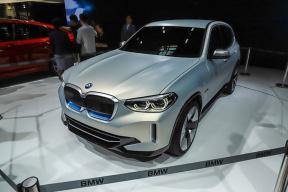 宝马X3 插电混动车型或将在2019年面世