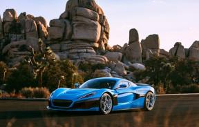 搭载L4级别自动驾驶功能 Rimac Concept Two推出特别版