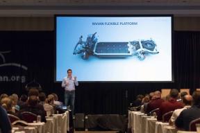 Rivian公司将推出纯电动皮卡,百公里加速2.8秒