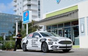 2021年发L4级量产车 福特自动驾驶报告