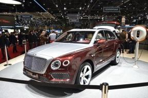 宾利CEO看好混动技术,计划2025年实现宾利车型皆有混动版