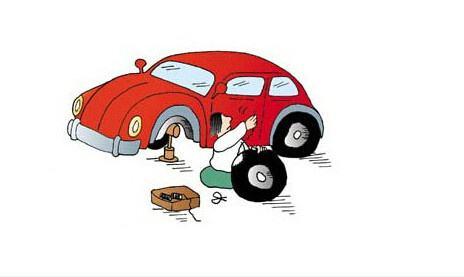 汽车突然不能动怎么办——电路