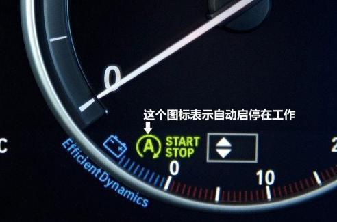 核心在于行驶过程中根据车速和停车时间,自动控制发动机熄火/点火