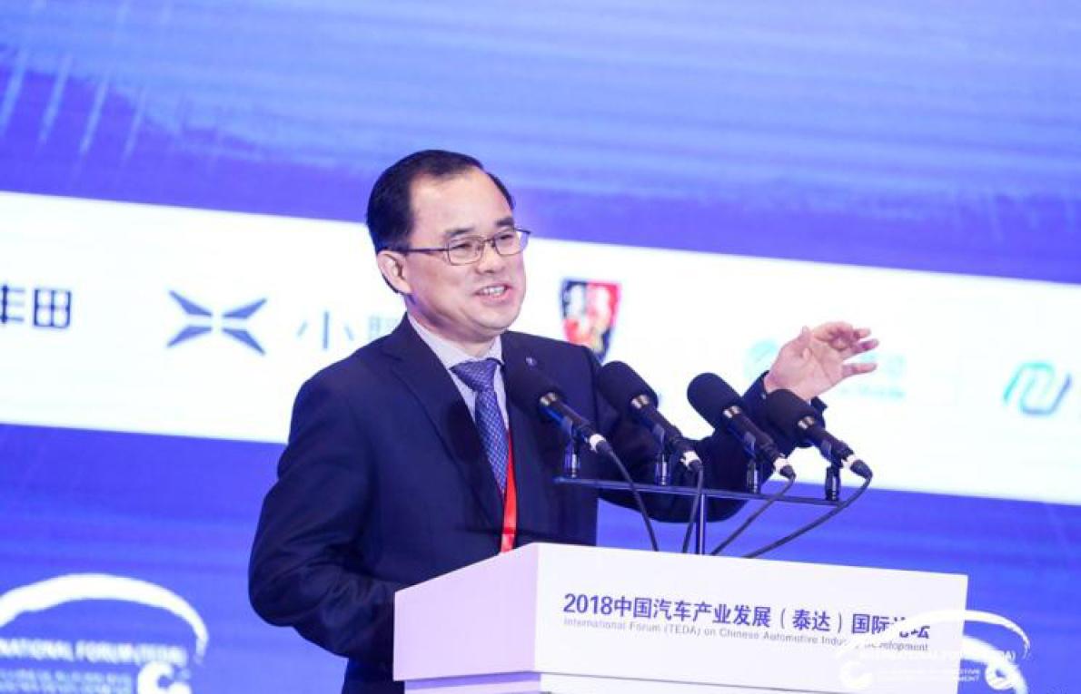 长安朱华荣:三大集团合作完全出于自愿