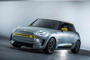 电动版MINI将于2019年上市,动力系统借鉴宝马i3