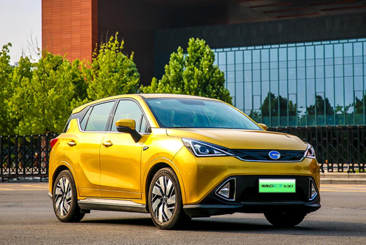 每半年推出一款新车 广汽集团纯电动车产出正式提速