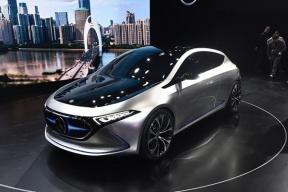 奔驰将在未来4年内推出超过10款纯电动车