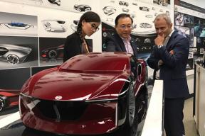 2.9秒破百,比亚迪新车汉或于2019年上海车展亮相