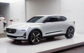 电动+自动驾驶 沃尔沃360c概念车发布前瞻