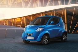 中国车厂康迪在美国推出两款纯电车