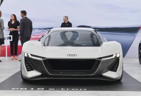 预计2022年推出 下一代R8或许电动化?