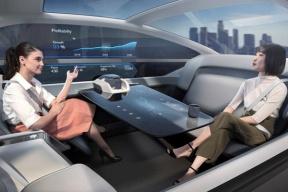 这不就是未来的出行方式?沃尔沃360C概念车发布