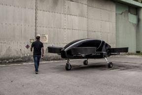 英国推出首款电动飞行出租车,最高时速每小时80公里