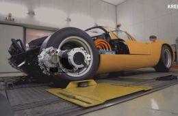 Kreisel Electric推出电动汽车2档变速箱