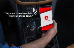 用手机提醒驾驶员放下手机  雪佛兰新软件了解一下