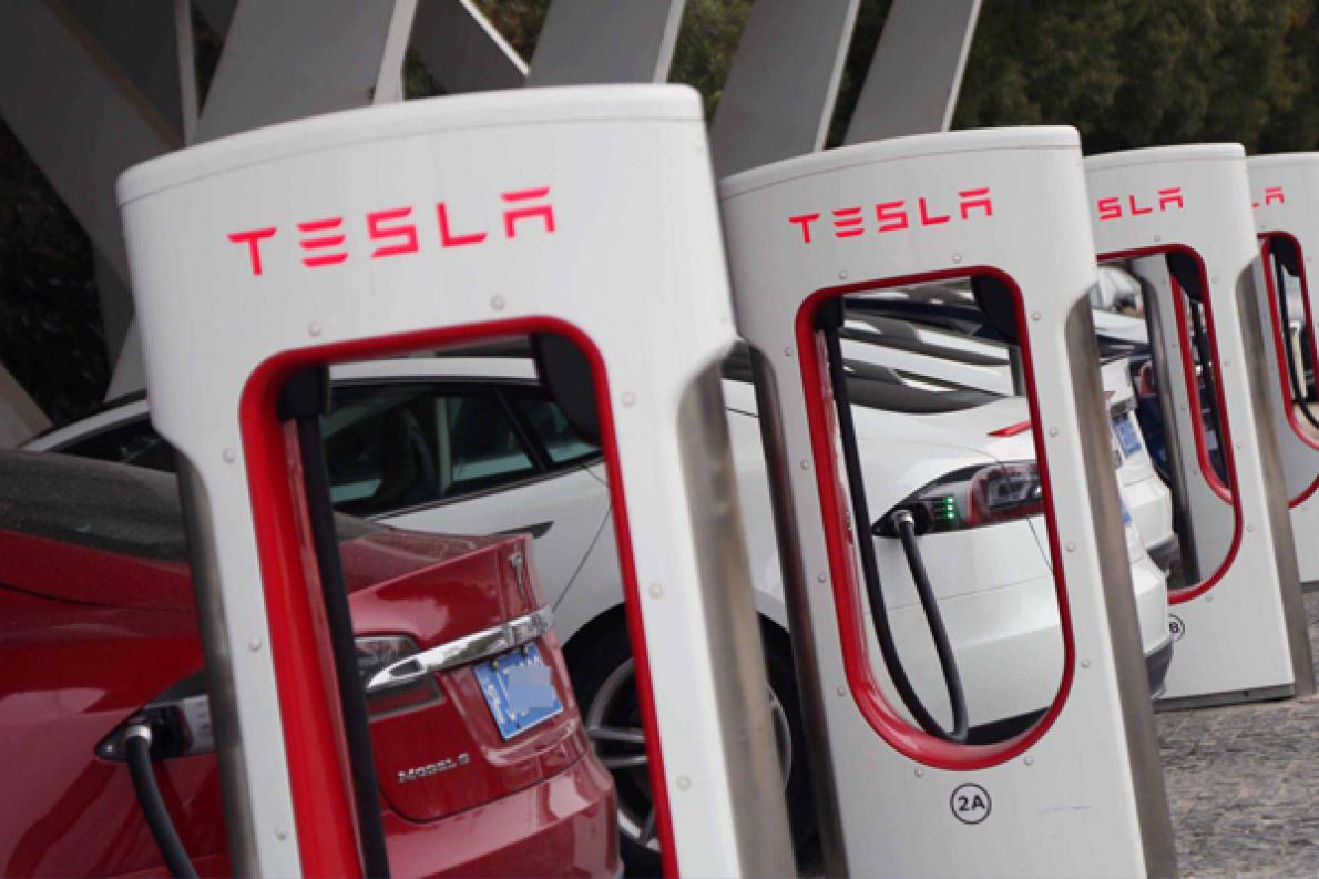 享受特斯拉超级充电站同等待遇?听珠珠给你讲北京特瓦特充电站