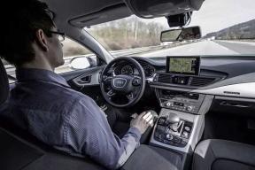 上汽和奥迪获国内自动驾驶测试牌照