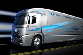 试水商用车领域 现代2019年量产氢燃料卡车