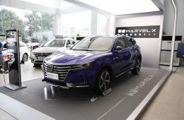 邦老师探店:荣威 MARVEL X订单销售,45个工作日交车