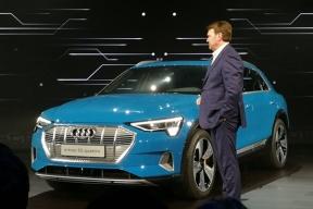 奥迪首款纯电动SUV奥迪e-tron发布,你最关心的几个问题都在这里