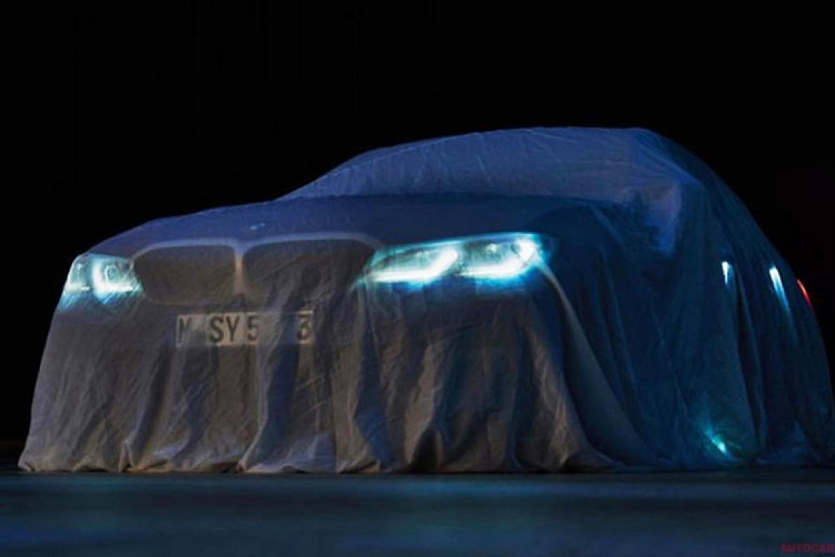 插电混动版的宝马3系即将到来 或10月巴黎车展亮相