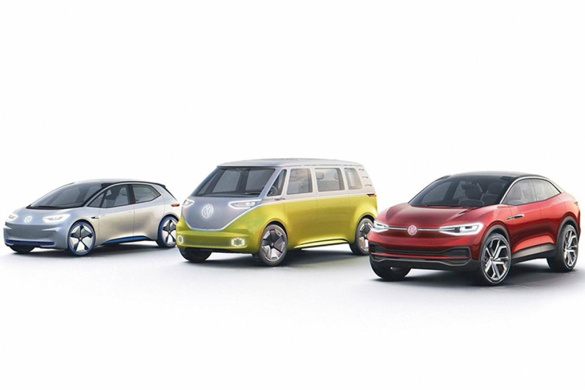或2022年投产 大众北美新工厂未来仅生产纯电动车