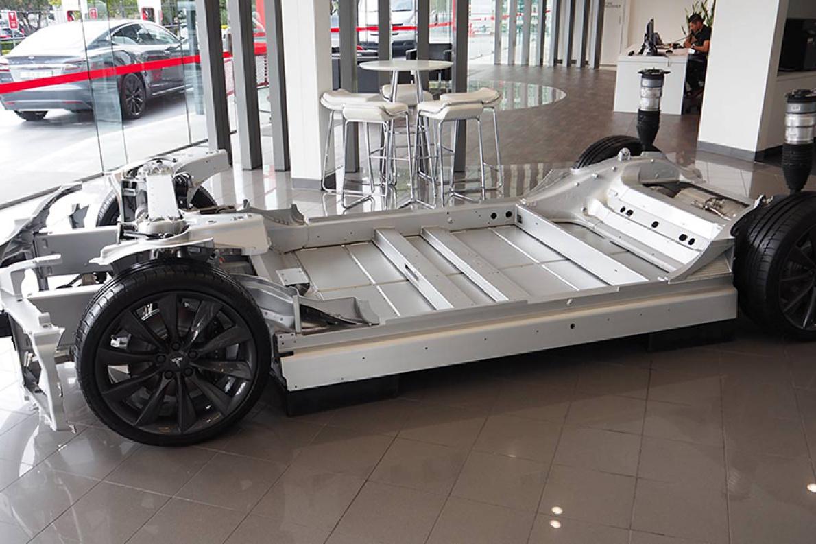 未来电动车电池的平均寿命只有5年?