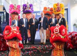 仁孚中国MAR2020中国内地首家全功能未来展厅深圳焕新启幕