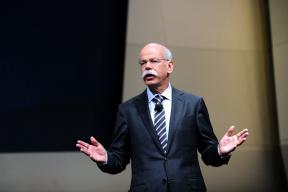 戴姆勒CEO蔡澈2019年5月卸任,新任CEO由康林松接任