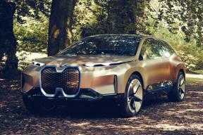 宝马开发新一代自动驾驶技术,将应用于iNEXT概念车
