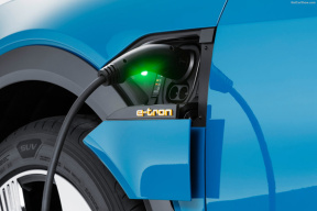 奥迪2020年将推出350千瓦快充,12分钟充电至80%