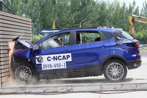 2018年C-NCAP第三批碰撞试验成绩出炉,两款新能源车仅得2星