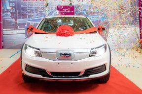 观致3 EV首台量产车下线 或将在广州车展上市