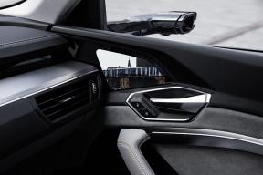 奥迪E-tron的数字后视镜系统将由法可赛公司提供