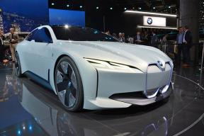 宝马i4纯电动汽车将在2021年上市  续航或达700公里