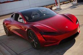 特斯拉新款Roadster原型谍照曝光 百公里加速1.9秒