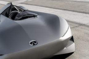 开始电气化发展 英菲尼迪将于2021年推出首款电动汽车