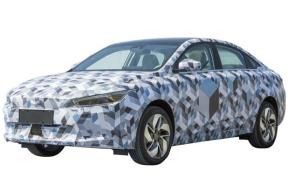 要做国产Model 3?  吉利全新纯电动车型GE11谍照曝光