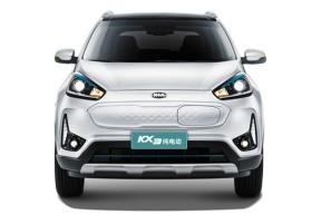 起亚KX3 EV官图发布,预计今年第四季度上市