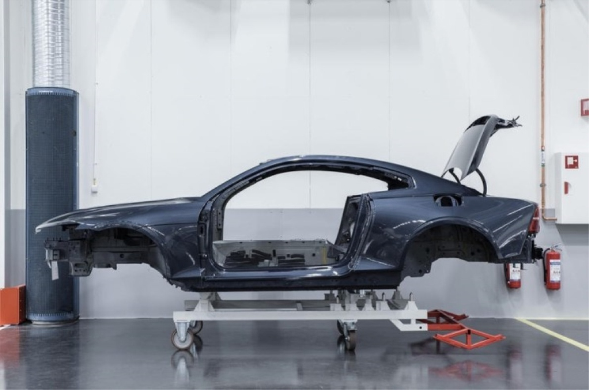 Polestar 1打造34辆原型车进行测试 将于明年国产