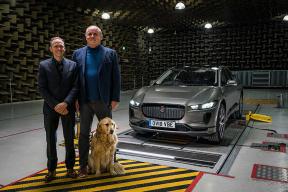 捷豹I-Pace将为视障人士设计低速提示音系统