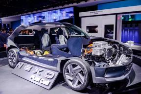 与法国两公司达成协议 现代汽车将想法国出口氢燃料电池汽车