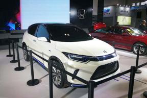 广汽理念EV亮相世界智能网联汽车大会,将于广州车展首发