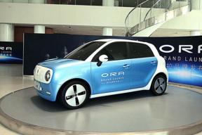欧拉R1将于今年12月上市,R2明年上海车展上市